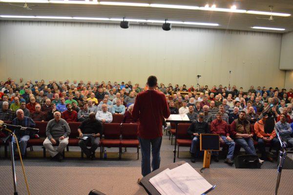 Men's Retreat Held at New Brunswick Bible Institute2