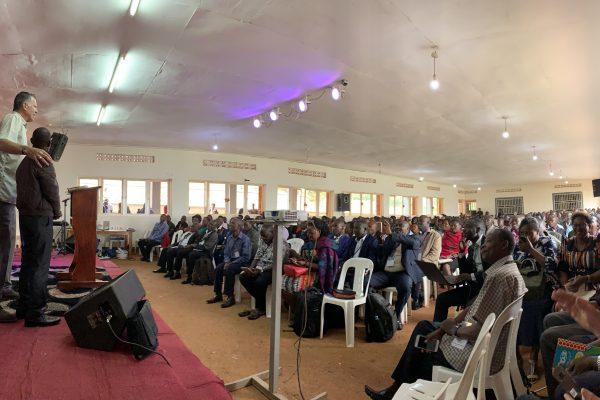 Pastors Confernce in Buloba, UGanda