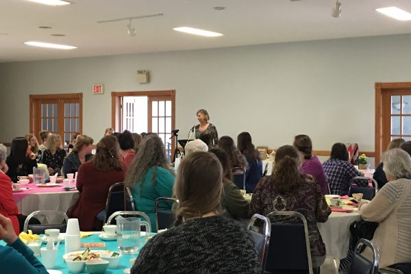 Women's Luncheon NBBI